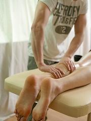 Full Twink Massage Treatment