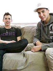 Two hottest boys Dominic Couture and Joey Lafontaine