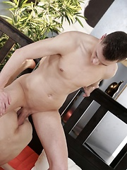 Noah Matous Gets DP'd By Big-Dicked Pals, Home-Movie Style!