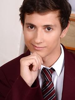 teen gay boy model Daniel Prince